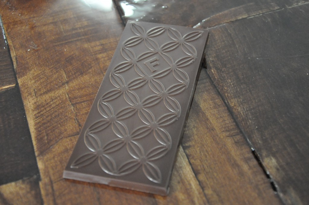 Fruition Chocolate Bar Mold Design