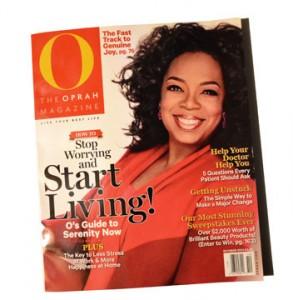 in Oprah