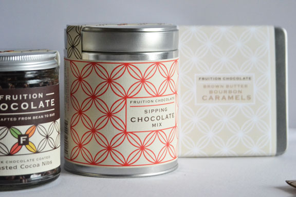 Fruition Chocolate Packaging Design